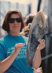 As a naturalist aboard a whale watch boat
